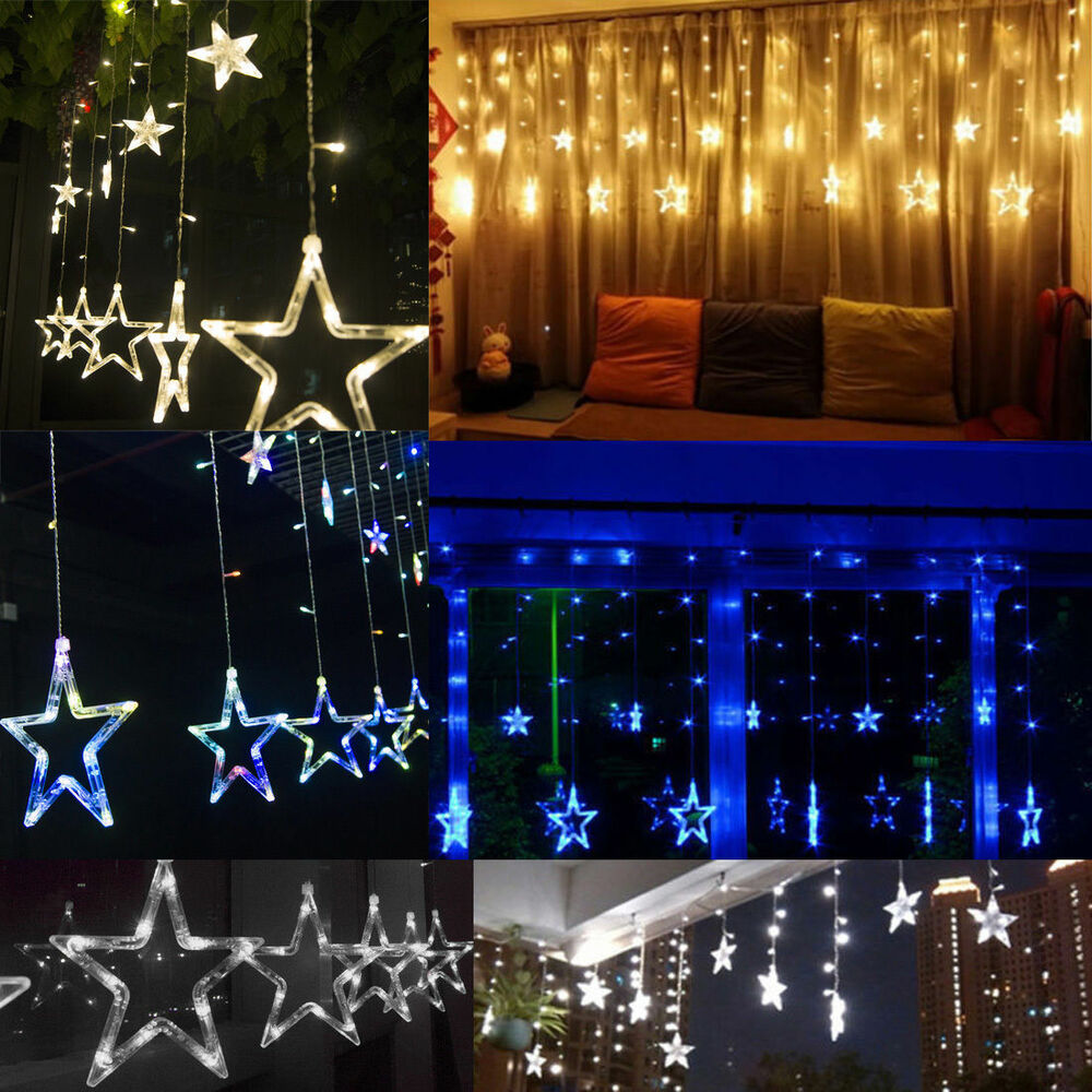 led decorative lights for weddings s day string curtain light 5442