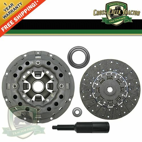Ford 4000 Clutch Kit : Ckfd new ford tractor clutch kit  ebay