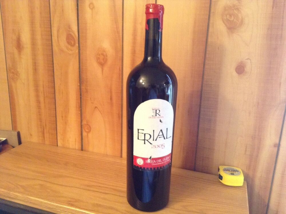 Large Imported From Spain 2005 Display Wine Bottle Ebay