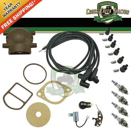 Ford 8n Tune Up Parts : Tune up kit for ford n tractors with front mount