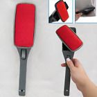 New Magic Lint Fluff Fabric Clothes Dust Brush Pet Hair Remover Cleaner Swivel