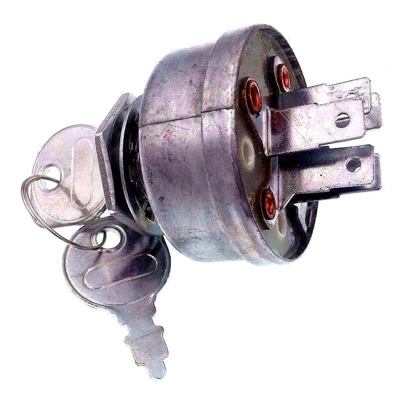 Lawn Tractor Starter Button : Lawn mower ignition starter switch w keys fit