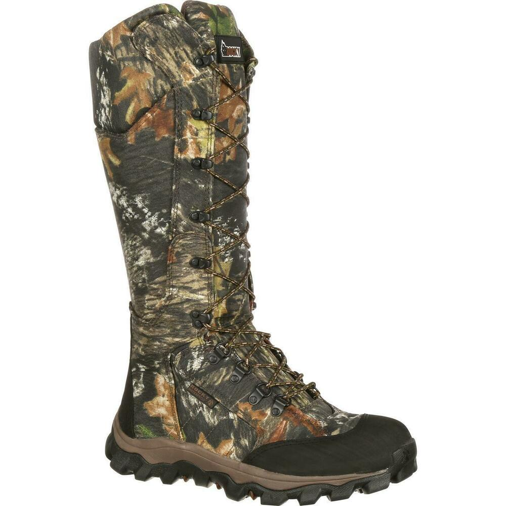 Rocky Fq0007379 Lynx Waterproof Snake Proof Camo Hunting