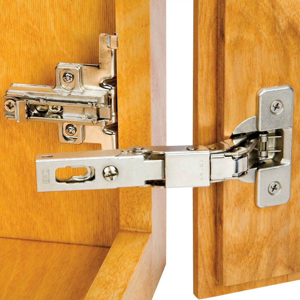 Salice 174 Hinge And Plate For 3 8 In Lipped Face Frame Doors