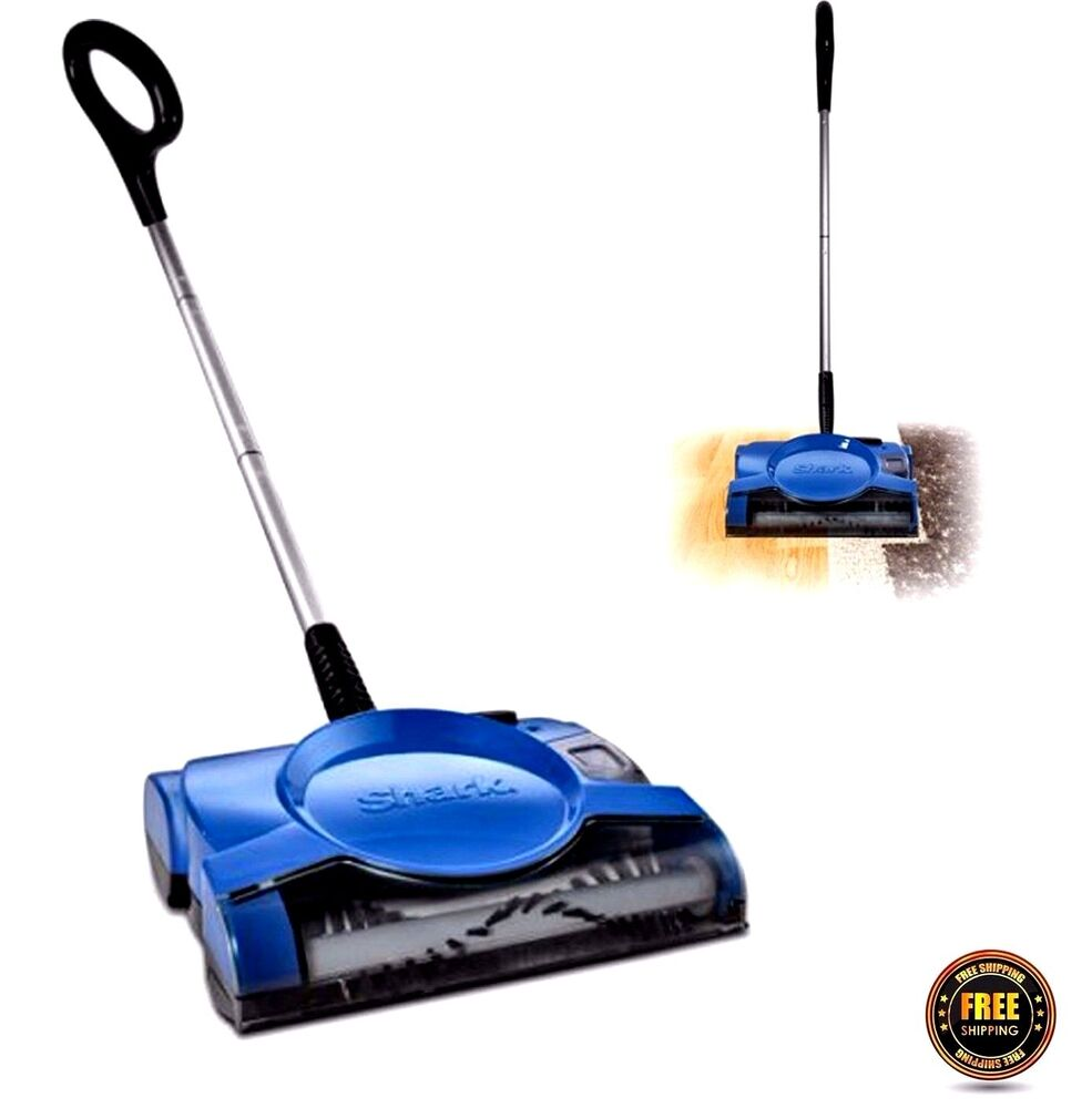 Shark Swivel Cordless Sweeper Stick Rechargeable Carpet