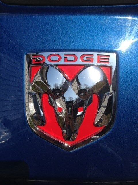 2015 Ram 2500 >> Dodge RAM 1500 Grill and Tailgate Emblem Decal 2009 2010 ...