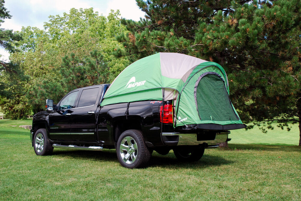 napier backroadz truck tent for ford f series 8 foot long. Black Bedroom Furniture Sets. Home Design Ideas