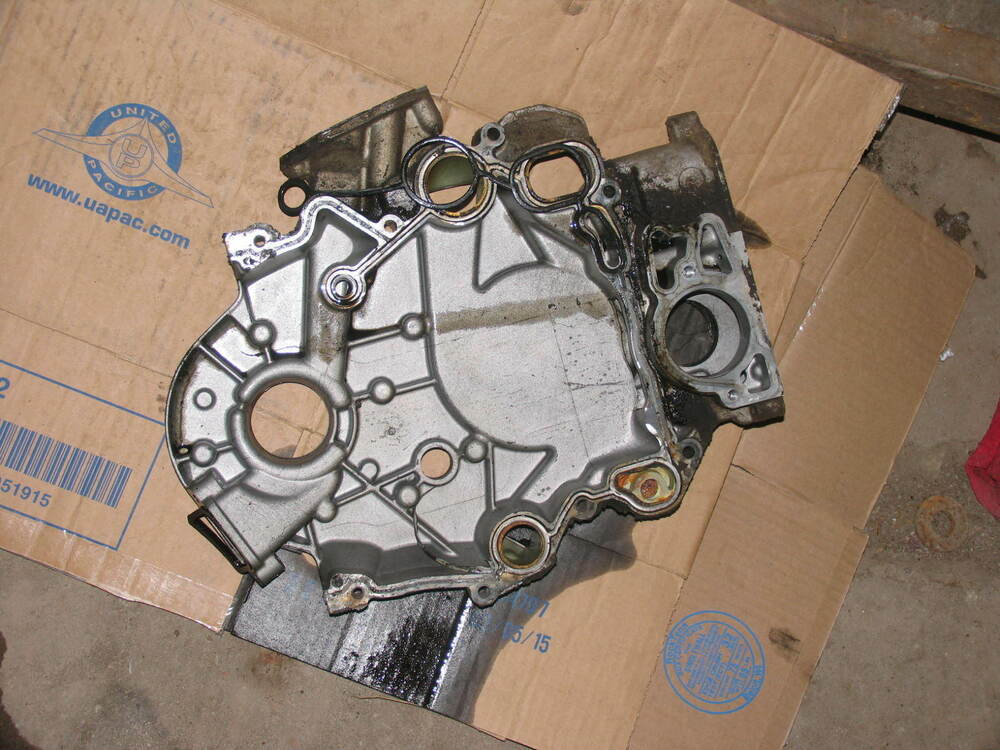 Ford International 7 3 Powerstroke Front Engine Cover Timing Truck 94