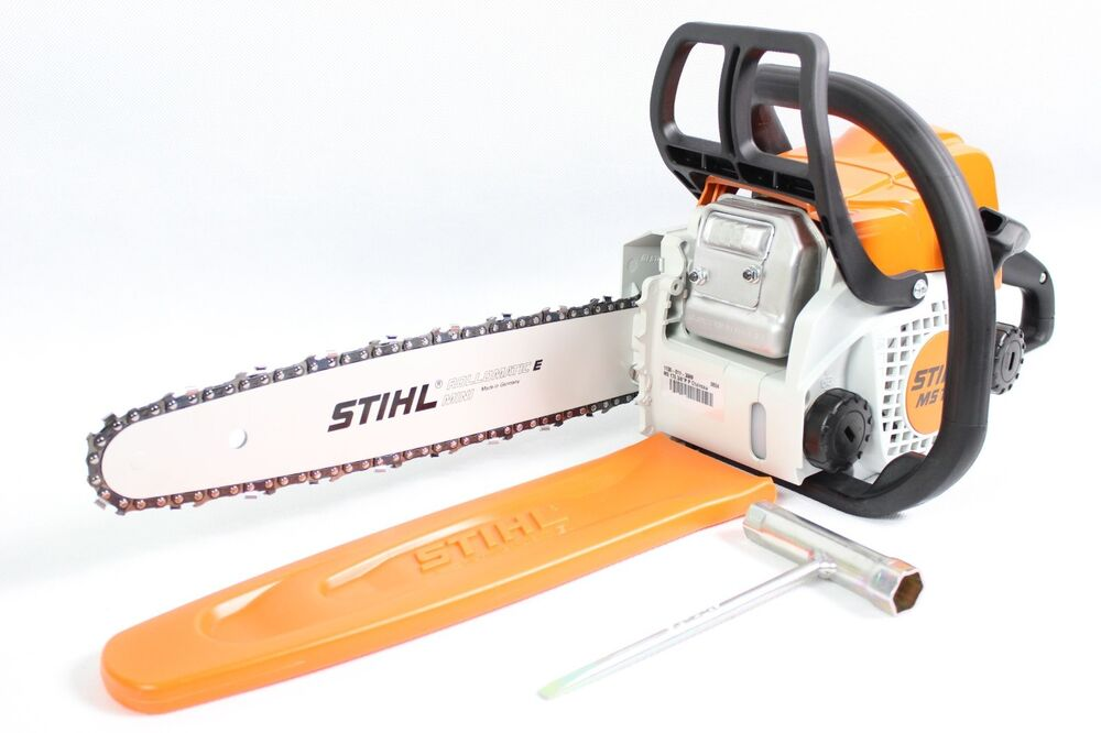 stihl ms 170 benzin s ge kettens ge motors ge 35cm 3 8 pmm3 1 1 neu garantie ebay. Black Bedroom Furniture Sets. Home Design Ideas