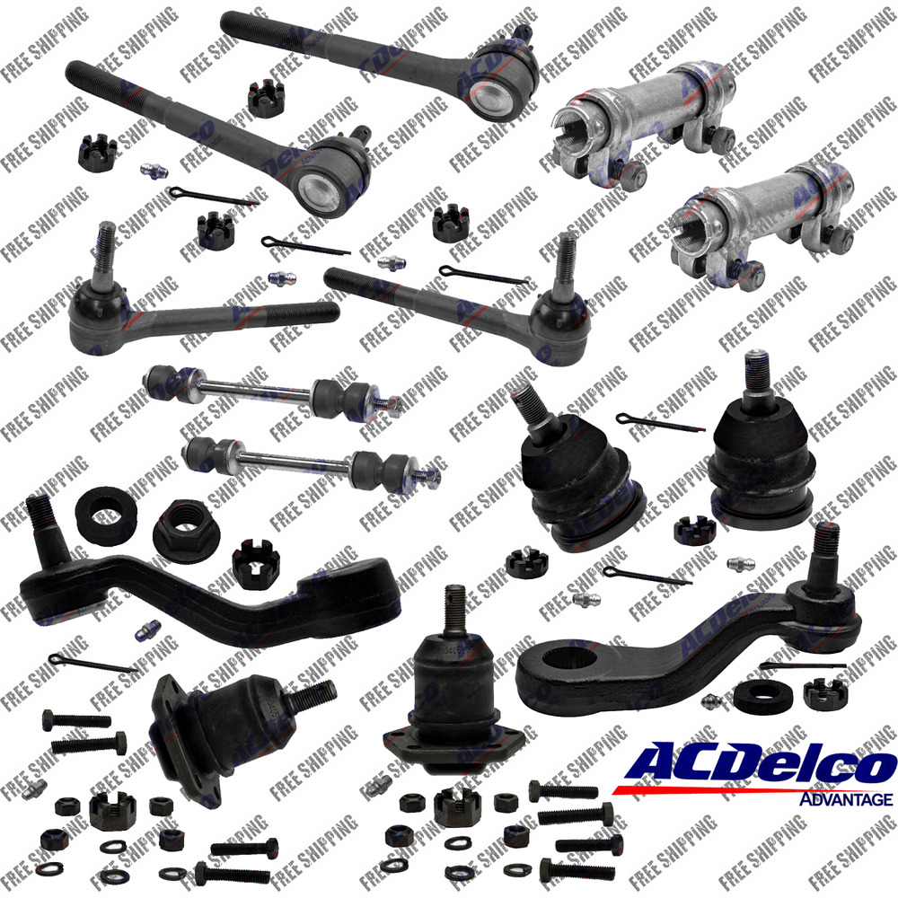 Front End    Steering    Kit Tie Rod Ball Joint For 2WD Chevrolet C1500  C2500  C3500   eBay