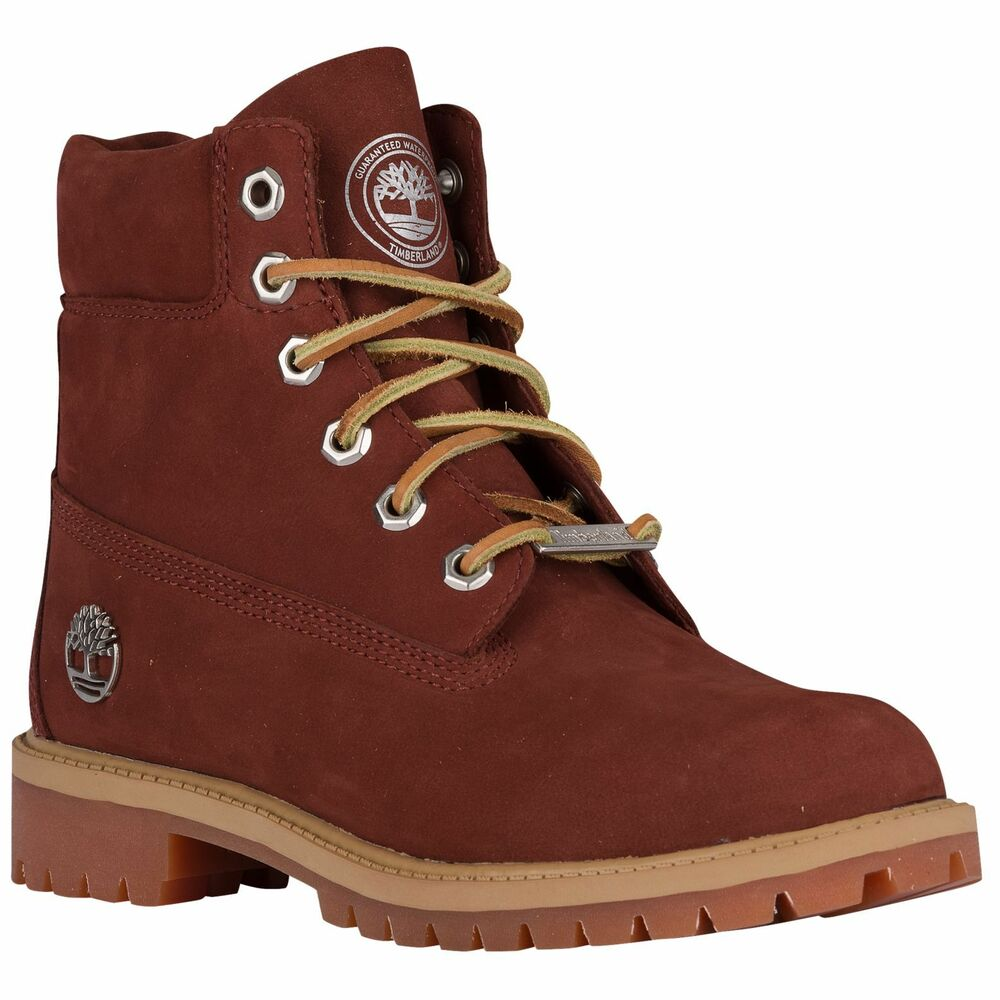 Youth Womens Timberland 6 Quot 6 Inch Premium Boots New