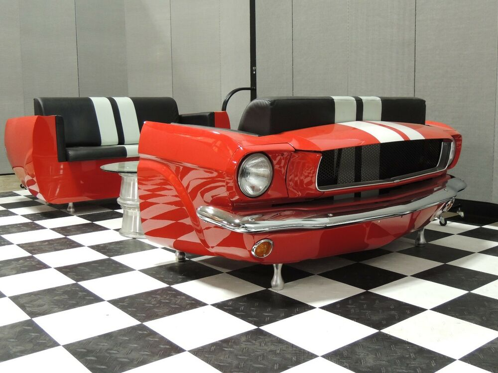 1964 1966 Ford Mustang Sofa Brand New Items Fdf001 Ebay
