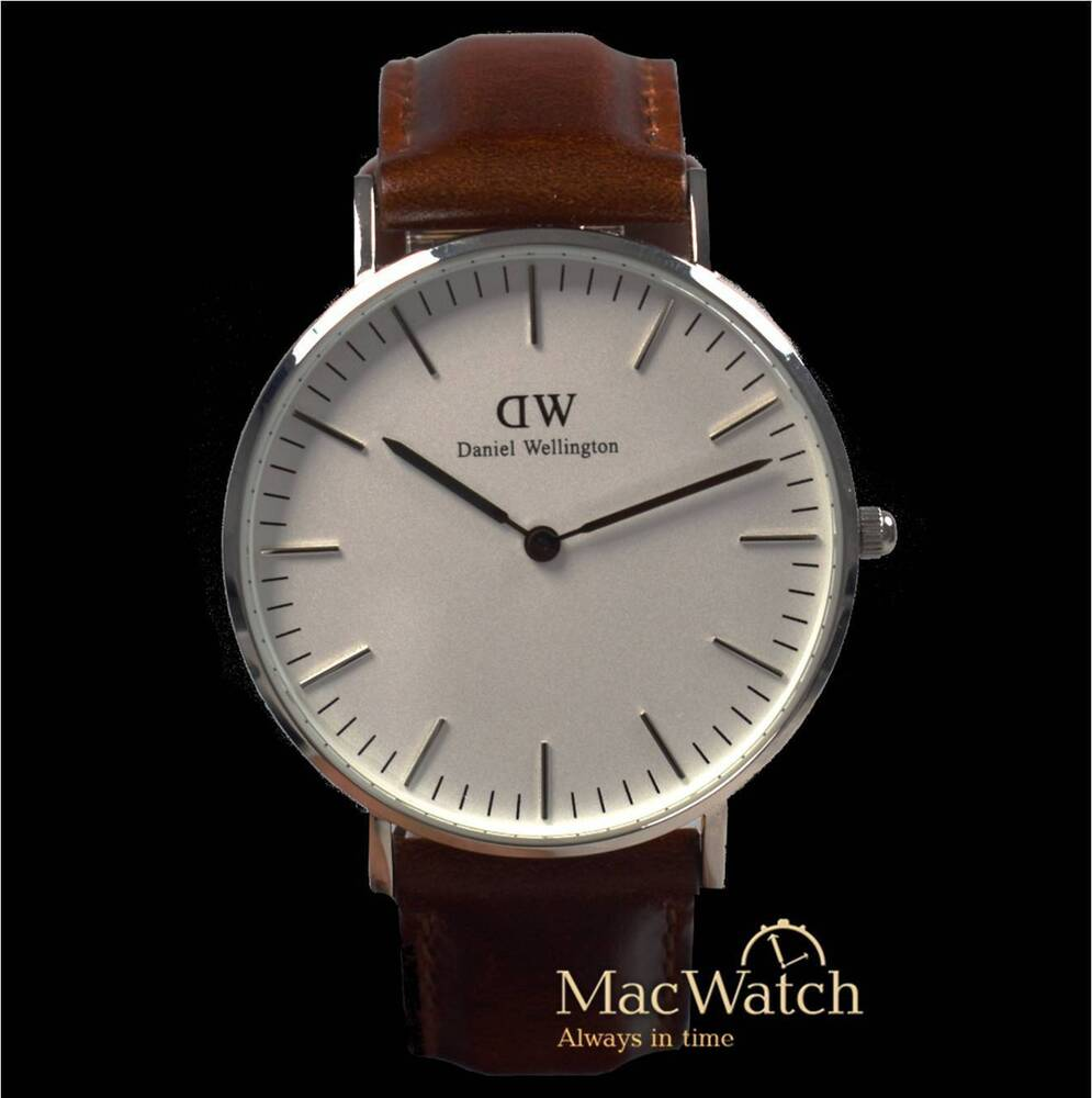 daniel wellington classic st mawes 0607dw damenuhr ebay. Black Bedroom Furniture Sets. Home Design Ideas