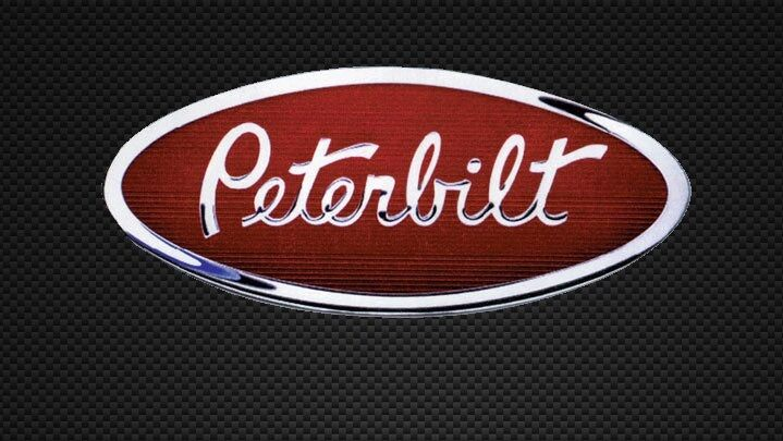 Peterbilt Decal Sticker Trucking Hood Emblem Simi Various