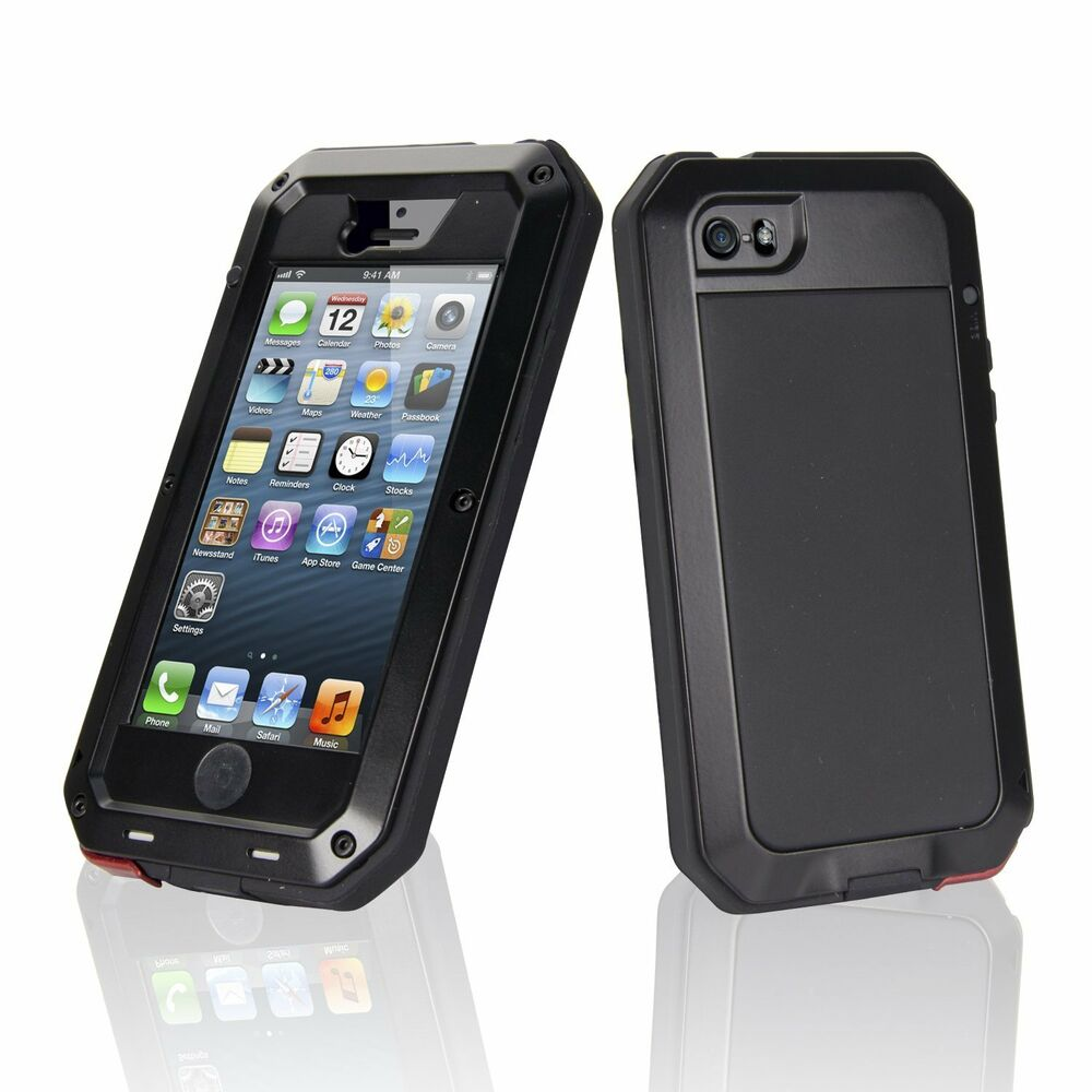ebay iphone 5 cases lunatik taktik for apple iphone 5 6 7 black white 9536