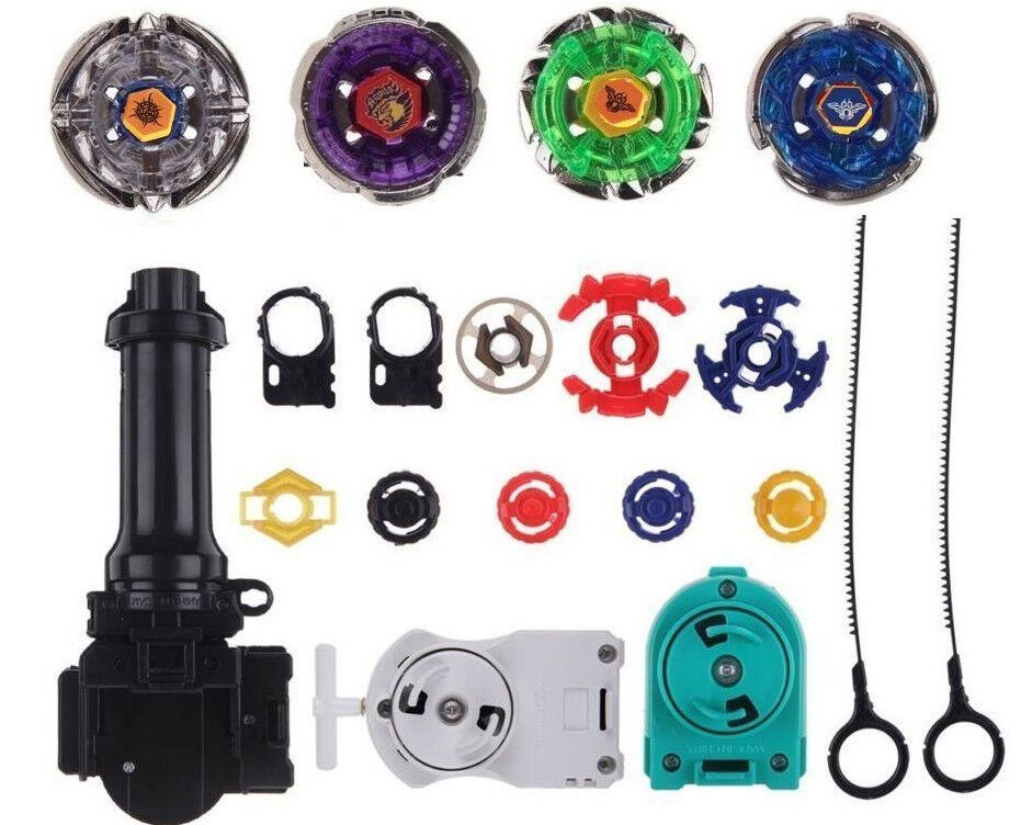 Top Metal Master Fusion Rapidity Fight Beyblade 4D ...