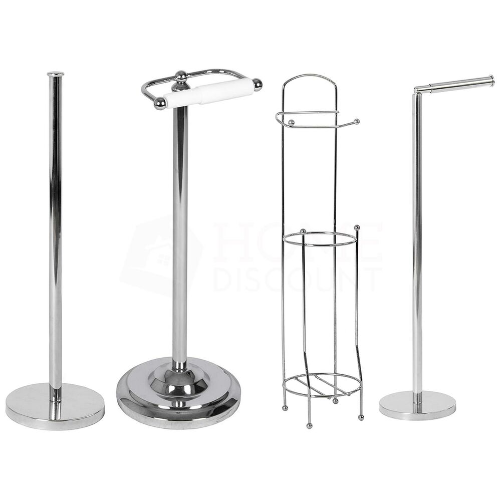 standing toilet paper holder toilet paper holder stainless steel bathroom floor 10685