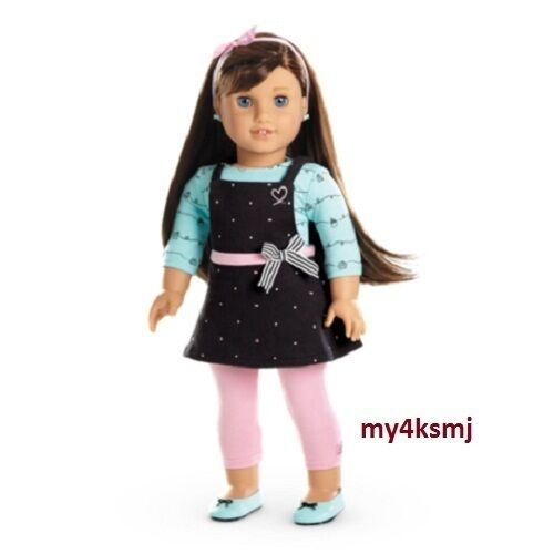 American Girl Graces Baking Outfit Set For Grace Doll Not -1364