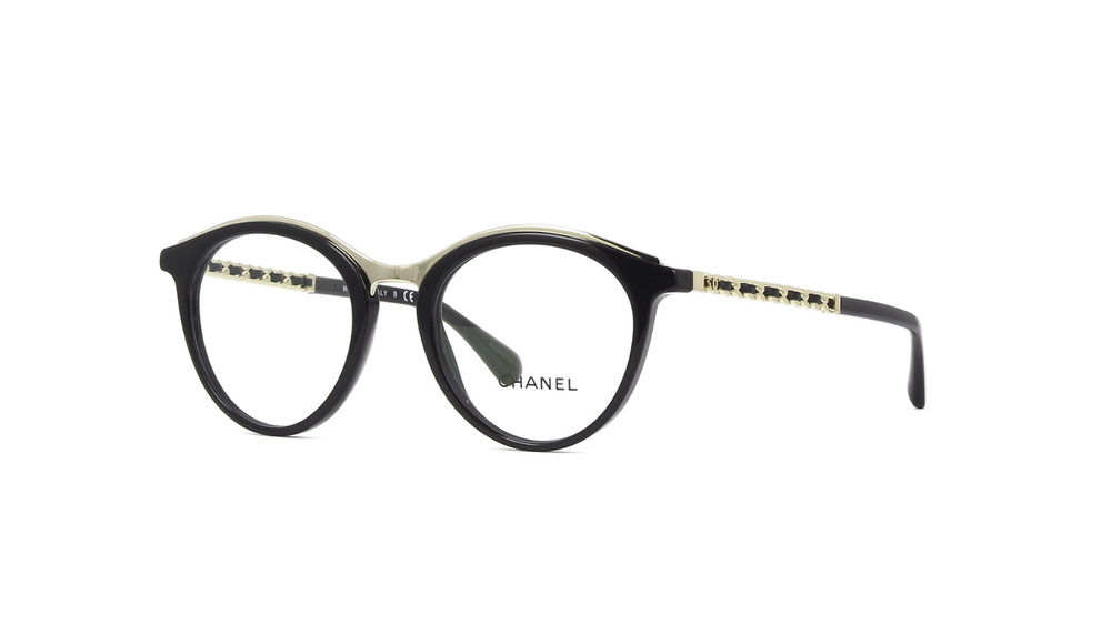 6050fa3214e Brand New 2018 Chanel Women Eyewear CH 3349Q C.501 Authentic Frame Glasses  Case