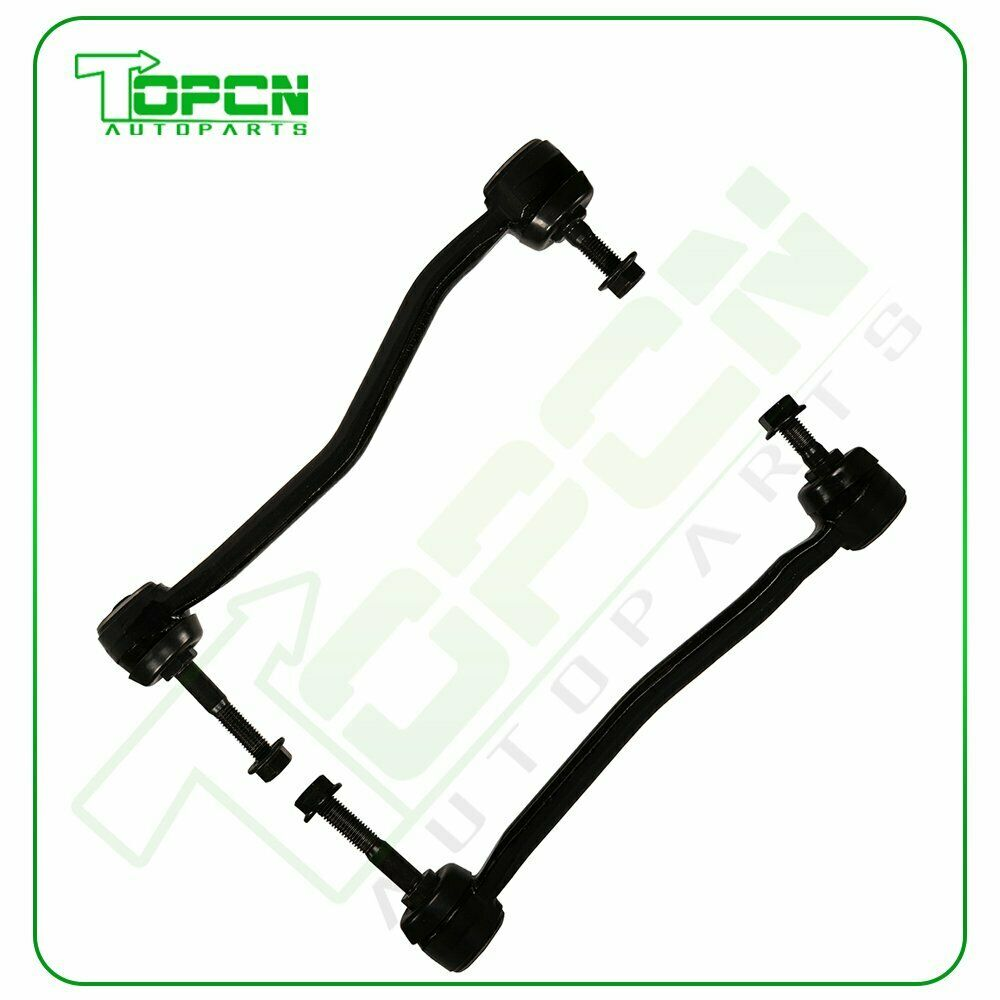pair 2 front left right sway bar link for ford f250 f350. Black Bedroom Furniture Sets. Home Design Ideas