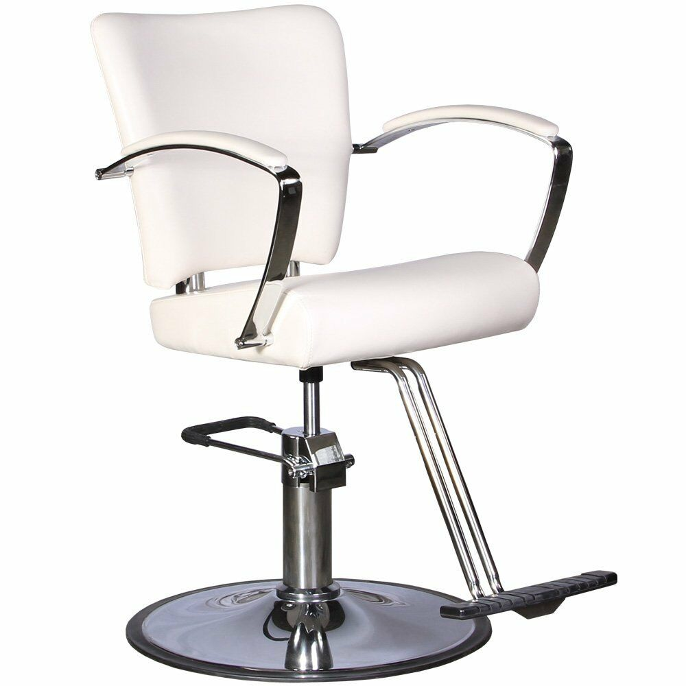 Barber beauty salon equipment hydraulic hair styling chair for Hydraulic chairs beauty salon