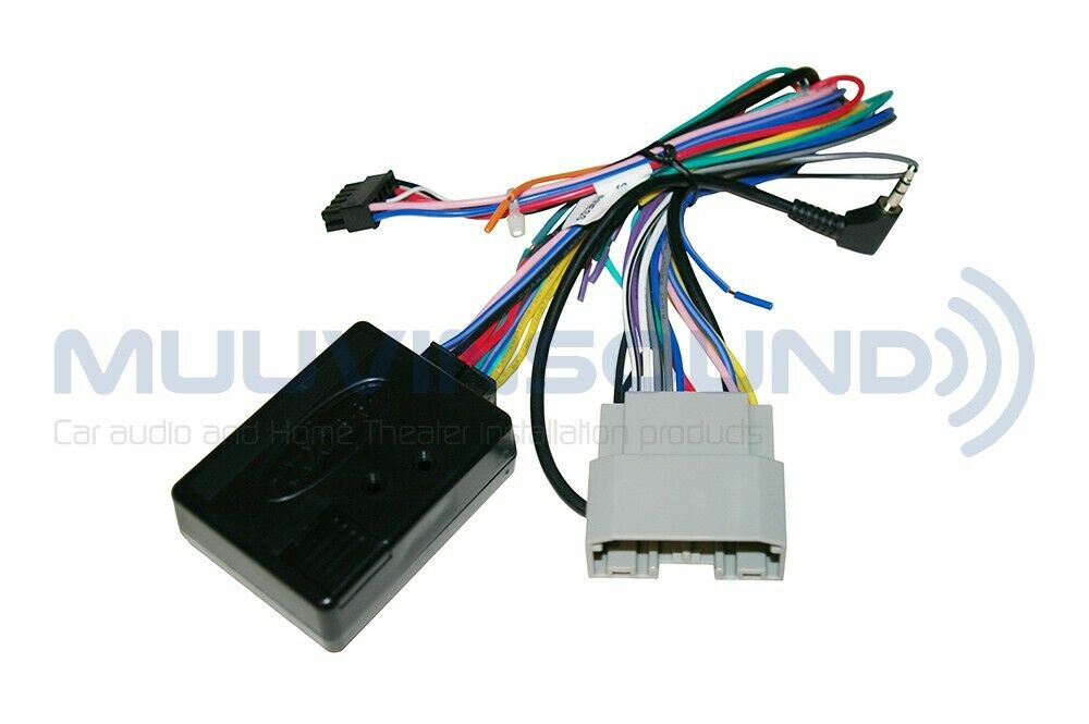 details about dodge charger 2008 2009 2010 radio wire harness aftermarket  stereo xsvi-6522-nav