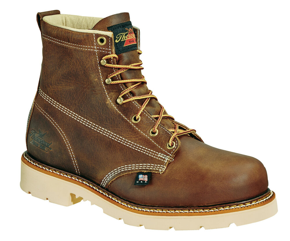 Non Slip Steel Toe Shoes Leather