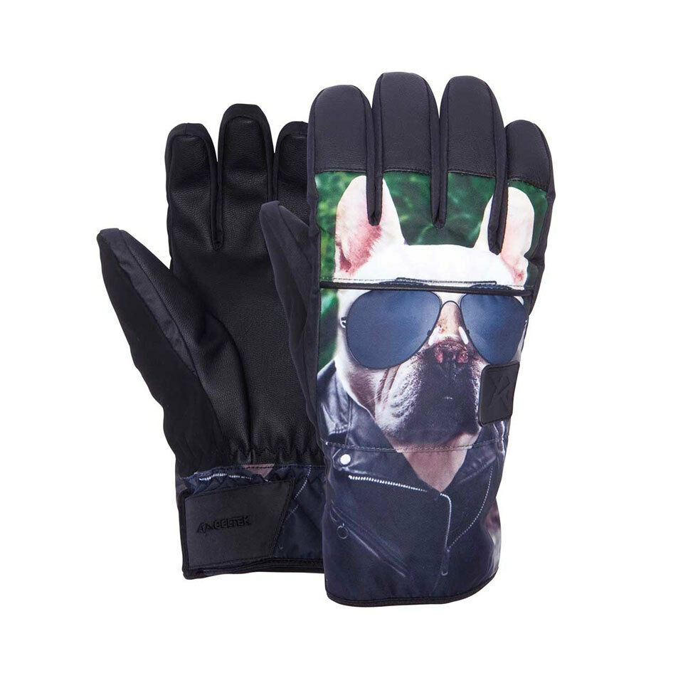 da964ed4eb7b89 Details about BRAND NEW WITH TAGS CELTEK ACE SANTO LARGE SNOWBOARD GLOVE  LIMITED RELEASE RARE
