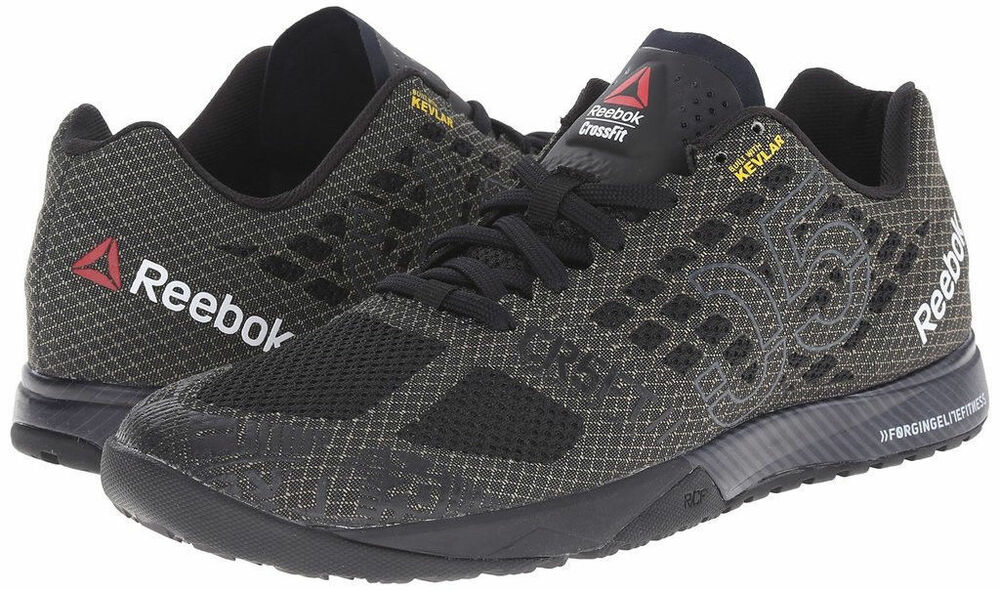reebok crossfit nano 5 0 men 39 s training shoes v67608 multisize ebay. Black Bedroom Furniture Sets. Home Design Ideas