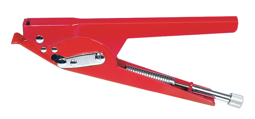 cable tie tensioner zip gun heavy duty for ties 4 7 to