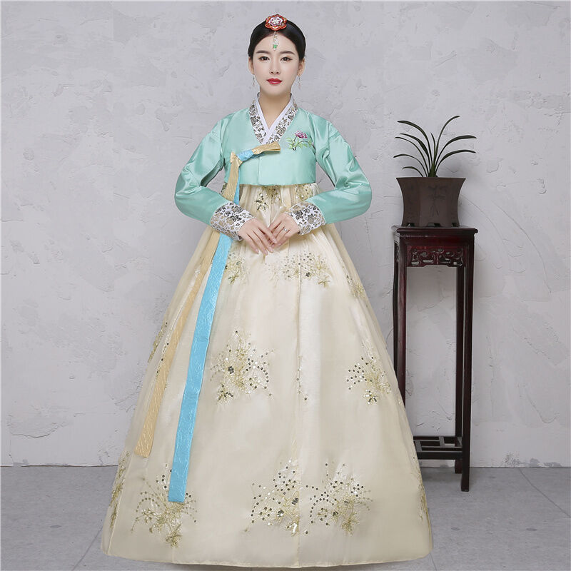 Perfect Korean Traditional Dress  Mauismahname