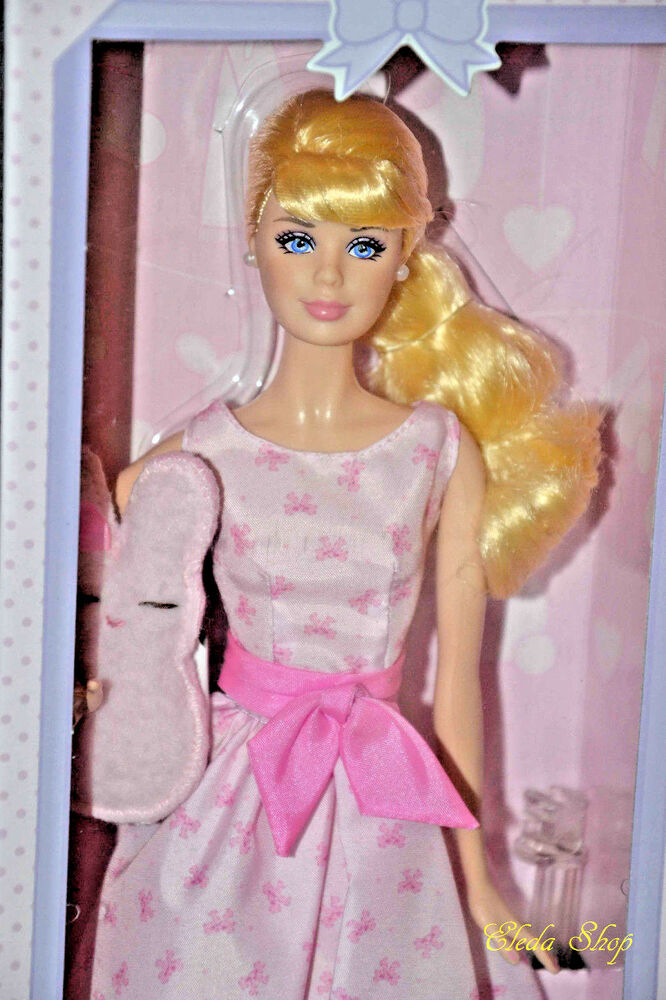 it 39 s a girl birthday baby shower gift barbie doll ebay