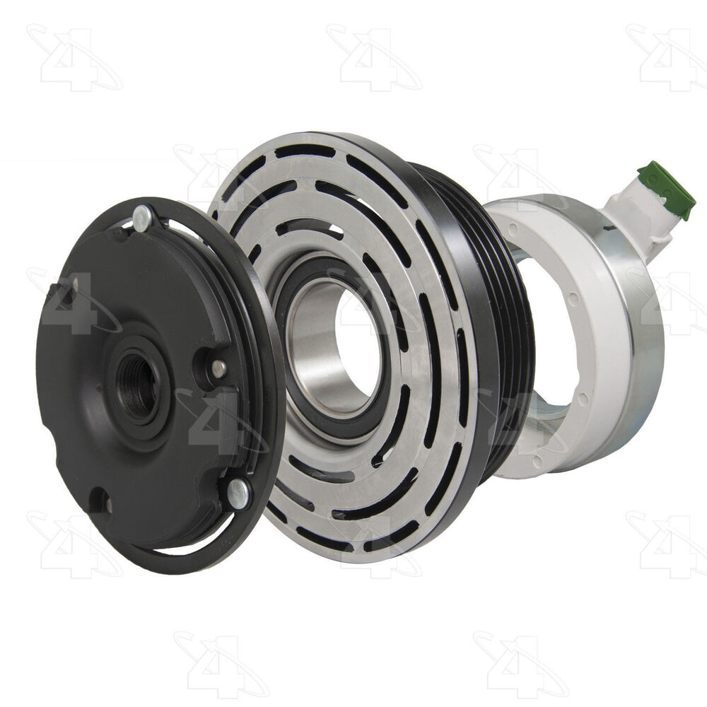 New A  C Ac Compressor Clutch Assembly 47631 Gm Harrison