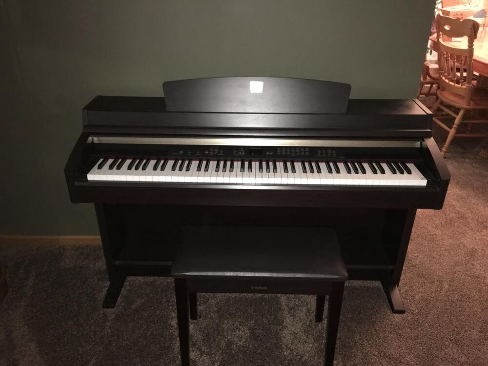 yamaha clavinova clp 230 ebay. Black Bedroom Furniture Sets. Home Design Ideas