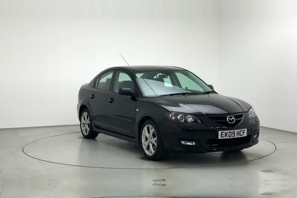 mazda mazda3 sport petrol manual 2009 09 ebay. Black Bedroom Furniture Sets. Home Design Ideas