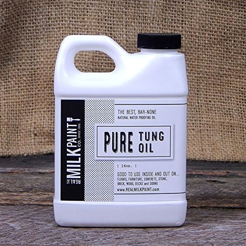Real Milk Paint Tung Oil