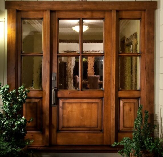 amazing vail style knotty alder lite craftsman entry door unit with sidelites with entry doors with sidelights