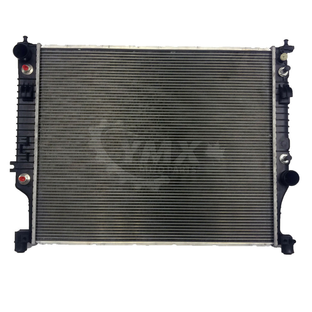 New Radiator Fits Mercedes Benz Ml350 R350 Gl450 W164 W251