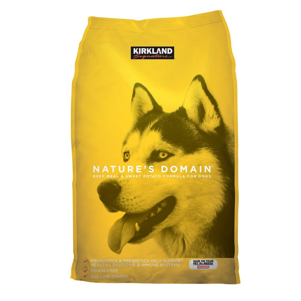 Beef Dog Food Natures Domain