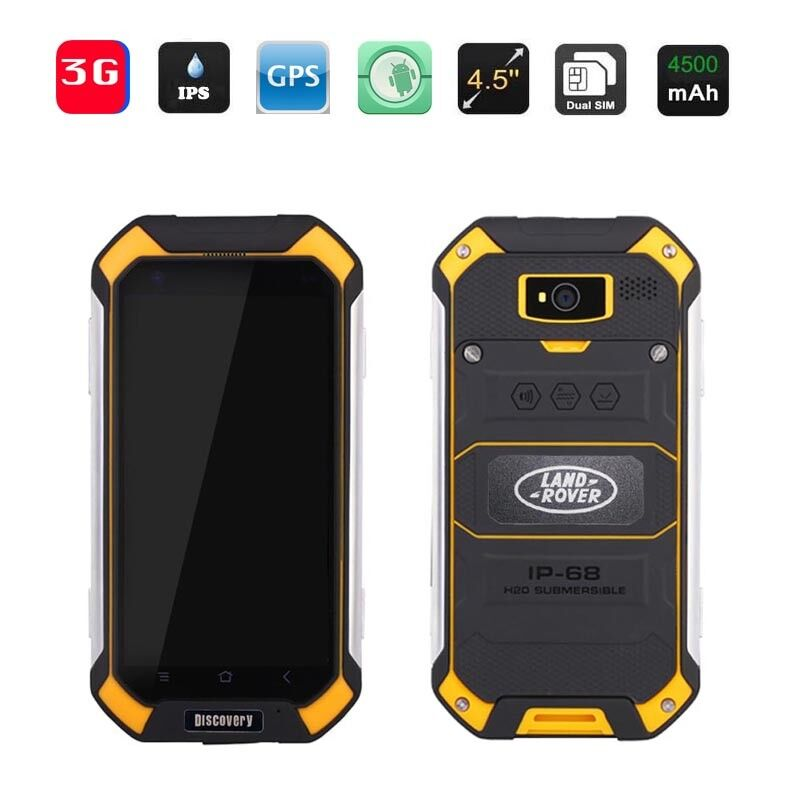 Discovery V19 Smartphone Android Outdoor Rugged Waterproof