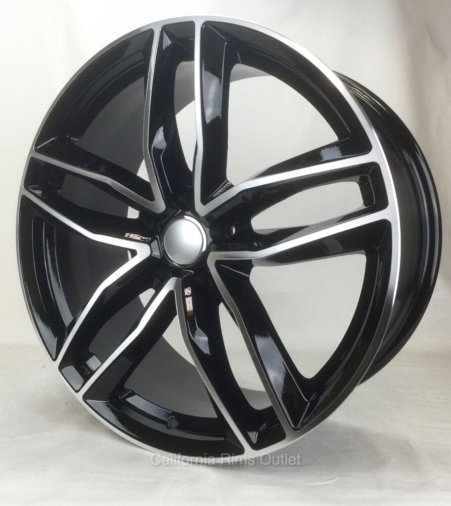 "20"" WHEELS RIMS FOR AUDI A4 S4 A5 S5 A6 S6 A7 A8 S8 Q3 Q5"