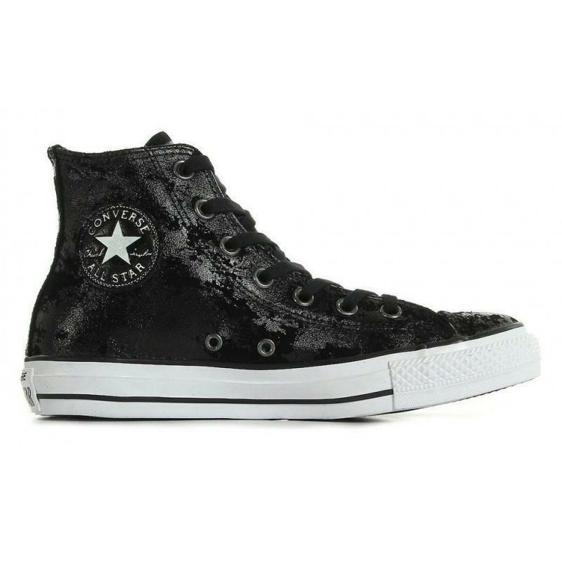 4fd87c91b494 Details about CONVERSE CHUCK TAYLOR ALL STAR CT AS HI STUDDED HARDWARE  549630C BLACK WHITE