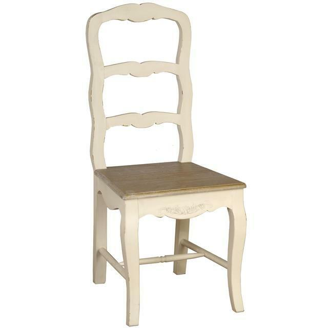 4 shabby chic dining room table wooden chairs set kitchen for 4 dining room chairs ebay