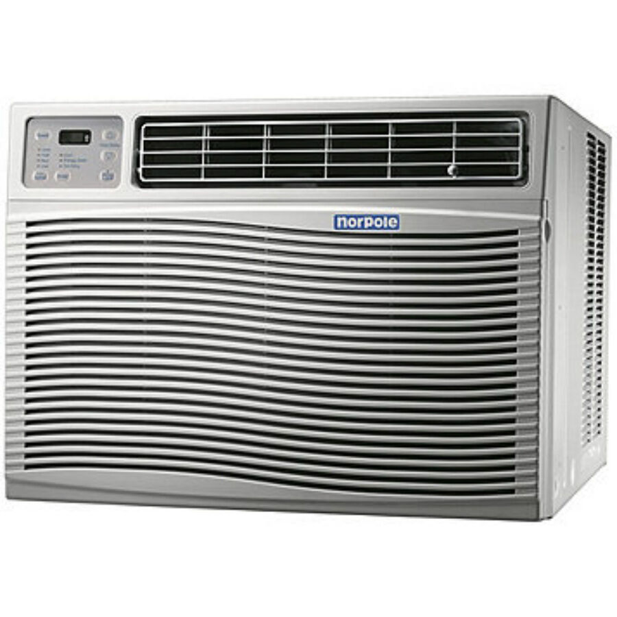 Norpole 12 000 btu window room air conditioner energy star for 12 000 btu window air conditioner