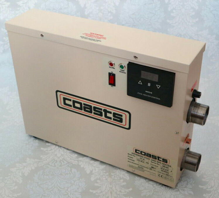 Coasts St 11 Water Heater Thermostat For Swimming Pool