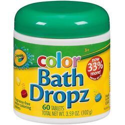 Kyпить Crayola Color Bath Dropz 60 ea (Pack of 4) на еВаy.соm