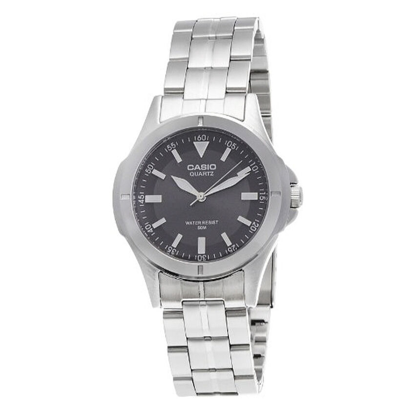 a138b7512bcb Details about Casio New Original MTP-1214A-8A Analog Mens Watch Silver  Stainless Steel MTP1214