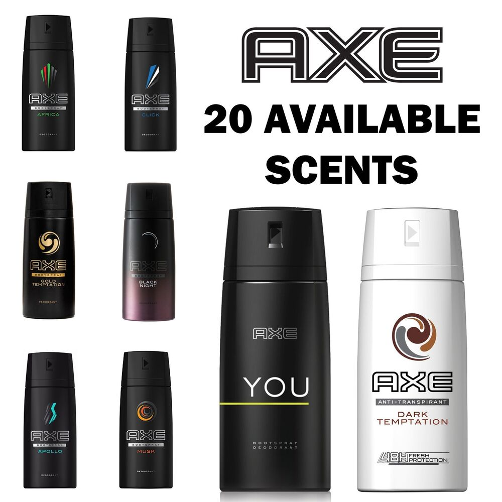 axe body spray Product features axe body spray for men, excite, 4 oz -a woody fragrance with a hint of sweetness.