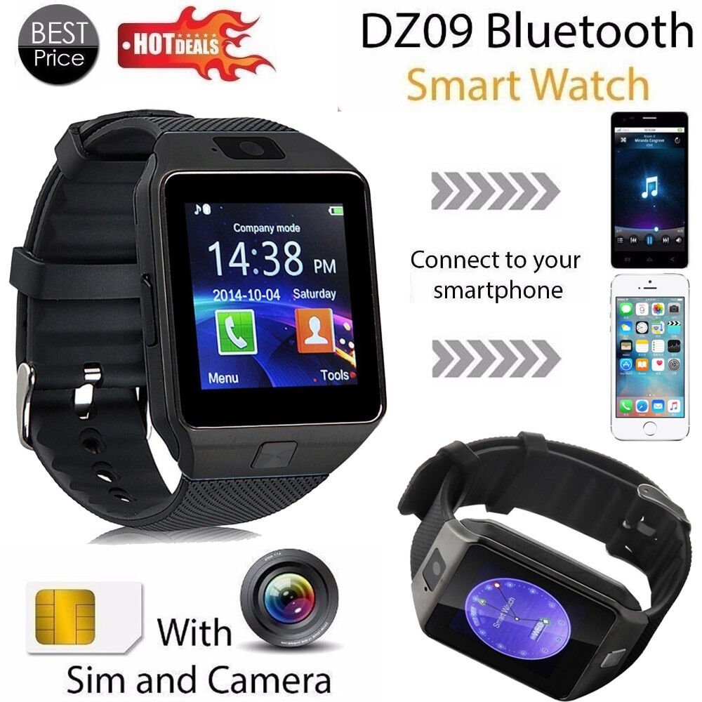 Bluetooth Watch For Iphone