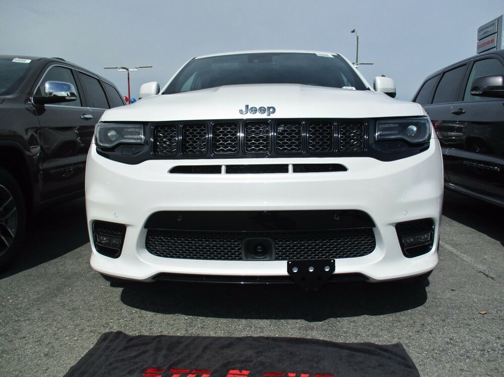 2017 Jeep Grand Cherokee Srt Removable Front License